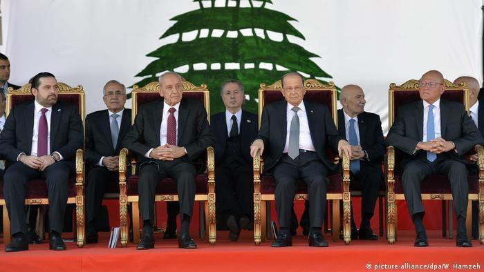 73. Tag der Unabhängigkeit Libanon (picture-alliance/dpa/W. Hamzeh)