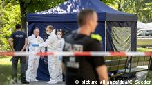 Deutschland Mord an Georgier in Berlin