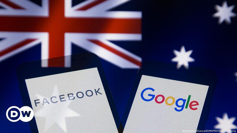 Avustralya'da Facebook krizi
