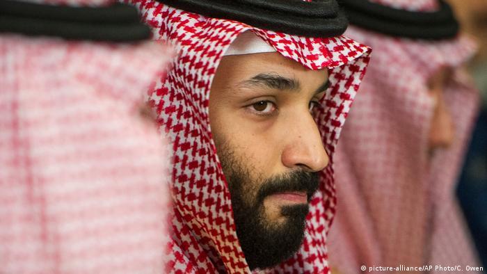 Mohammed bin Salman dari Kerajaan Arab Saudi