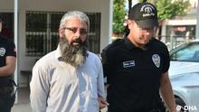 Türkei Adana |Verhaftung Mahmut Özden | Türkei-Emir des IS