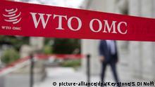 Schweiz Wahl des WTO-Generaldirektors