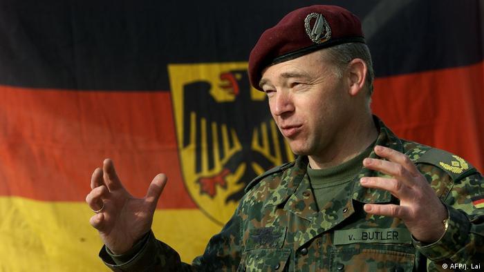 DW Special zu Bundeswehr 20 Jahre Afghanistan (AFP)