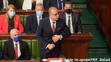Tunesien Tunis |Hichem Mechichi, designierter Premierminister