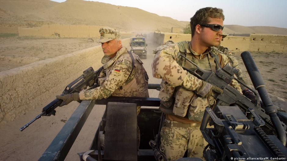 Germany's long military mission in Afghanistan