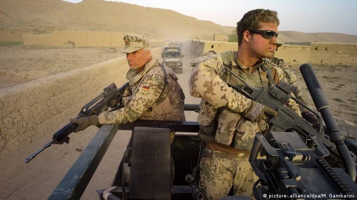 Na vojnike Bundesvera u Avganistanu potrošeno je 12,5 milijardi evra
