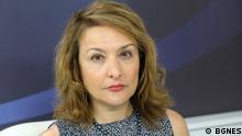 Antoaneta Hristova - bulgarische Professorin für politische Psychologie