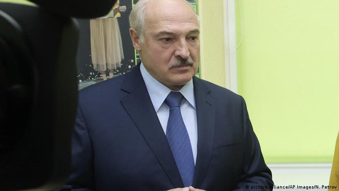 Rais wa Belarus Alexander Lukashenko