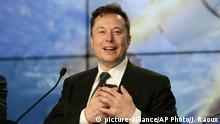 Генеральний директор компанії Tesla Ілон Маск