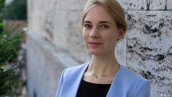 Julie Hamann, experta en Francia