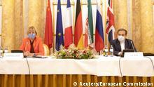 Österreich Unterzeichner von Atomabkommen sprechen mit dem Iran in Wien