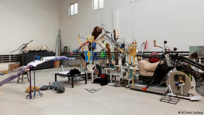 Tong Kunniao exhibition in Berlin | XC·HuA Gallery (XC·HuA Gallery)