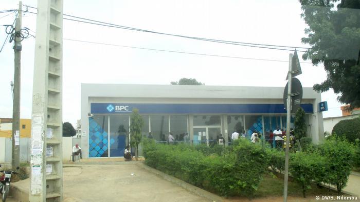 Angola | BPC Bank in Luanda
