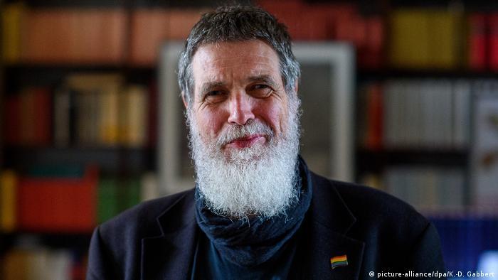 John Cage Foundation director Rainer O. Neugebauer