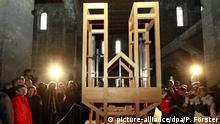Halberstadt | John-Cage Orgel Kunstprojekt