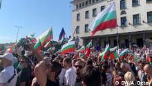 Bulgarien Sofia | Antiregierungsprotesten