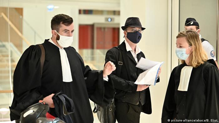 دادگاه شارلی ابدو در پاریس