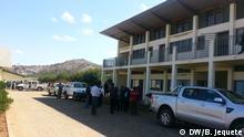 01.09.2020 Lehrerausbildungsinstitut (IFP) von Chibata, in der Provinz Manica, Mosambik.
