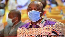 Guinea Präsident Alpha Conde