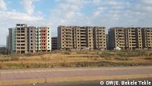 The controvercial Koye Feche Housing Development project in Addis Abeba, Ethiopia. Photo: Eshete Bekele Tekle / DW 5.2.2020