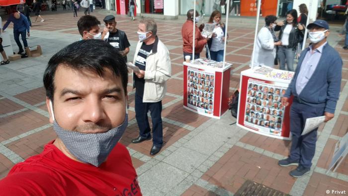 Deutschland Kandidaten Integrationsrat NRW | Haseeb Buttar