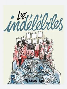 Die Graphic Novel Indélébiles von Rénald Luzier alias Luz (Bild: Futuropolis)