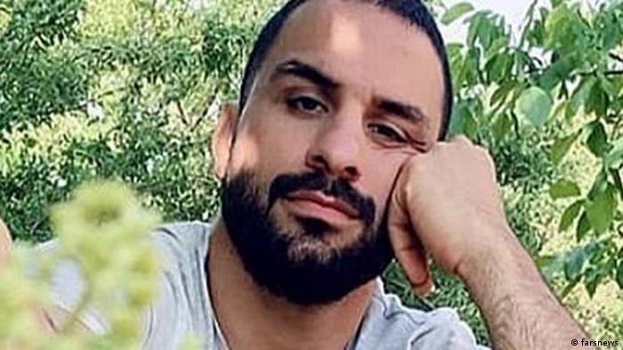 Navid Afkari wurde im Irak zum Tode verurteilt