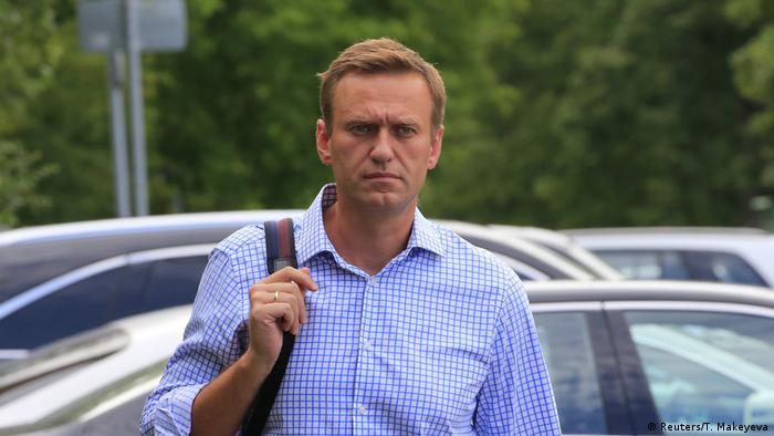 Russland Moskau Nawalny (Reuters/T. Makeyeva)