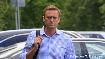 O Αλεξέι Ναβάλνι είναι ένας από τους βασικούς αντιπάλους του Πούτιν
