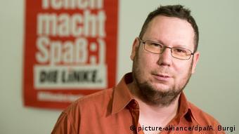 Michael Richter était élu au conseil municipal de Freital, aujourd'hui il a quitté la ville et abandonné la politique