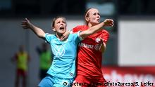 Deutschland Frauen-Bundesliga FC Bayern München - VfL Wolfsburg