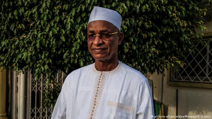 Guinea Politiker Cellou Dalein Diallo