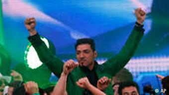 مهرزاد مرعشی، برنده امسال مسابقه آلمان در جستجوی فوق ستاره