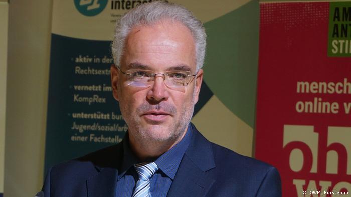 Markus Nierth, ex-prefeito de Tröglitz