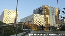 Niederlande Den Haag Außenansicht Internationaler Strafgerichtshof (ICC)