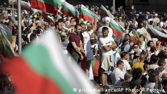 Διαδηλώσεις Βουλγαρία