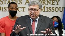 USA Kansas City | William Barr, Justizminister