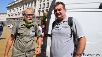 Пламен Даракчиев и Георги Георгиев