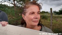 Deutschland Grüneheide | Protest gegen Bau von Tesla-Werk | Beatrix Hundertmark