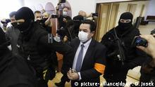 Slowakei Prozess Mord an Journalist Jan Kuciak und Martina Kusnirova Drahtzieher Marian Kocner