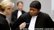المدعية العامة في المحكمة الجنائية الدولية فاتي بنسودا أعلنت فتح تحقيق رسمي.