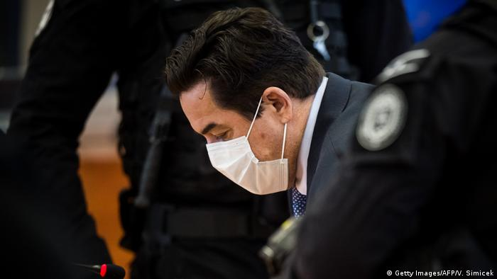Der angeklagte Unternehmer Marian Kocner bei einem Gerichtstermin Anfang September 2020