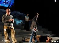 Teatro-música amazônico em cenário high tech