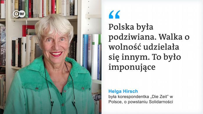 Zitattafel - Helga Hirsch - PL
