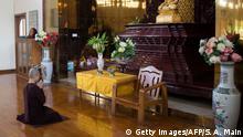 Myanmar | Frauenrechte | buddhistische Nonne