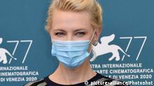 Italien 77. Filmfestspiele Venedig Cate Blanchett