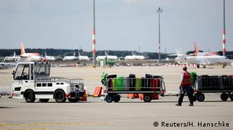 BdT Deutschland Flughafen BER