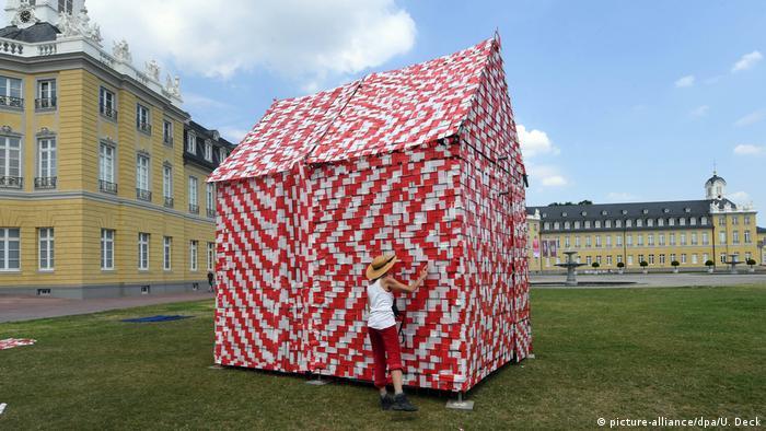 Проект Kein Haus für alle, Карлсруэ