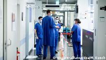 Corona-Bonus für Pflegekräfte in Kliniken