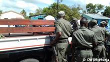 Mosambik Quelimane Polizei